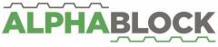 Betonnen stapelblokken van Alphablock®